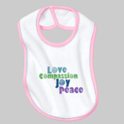 Love, Compassion, Joy, Peace